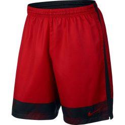 Spodenki i szorty męskie: Nike Spodenki męskie Strike GPX Printed Graphic  czerwony r. L