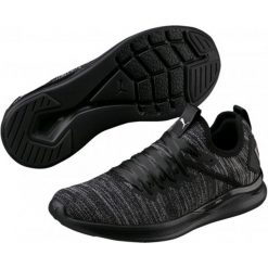 Puma Buty Treningowe Ignite Flash Evoknit Satin Ep Wn S 40,5. Szare buty do fitnessu damskie marki KALENJI, z gumy. Za 415,00 zł.
