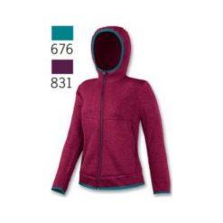 Brugi Bluza damska 2ND6-833 Fuxia r. L. Czerwone bluzy sportowe damskie marki Brugi, l. Za 178,91 zł.