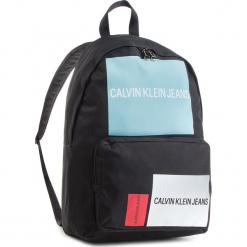 Plecak CALVIN KLEIN JEANS - Sport Essential Cp Bp 45 K40K400882 910. Czarne plecaki męskie marki Calvin Klein Jeans, z jeansu, sportowe. Za 399,00 zł.
