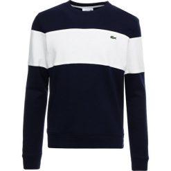 Lacoste Bluza marine/farine. Niebieskie bluzy męskie Lacoste, m, z bawełny. Za 529,00 zł.