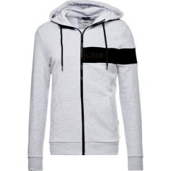 Kardigany męskie: Chasin' RIDA ZIP THROUGH Bluza rozpinana grey melee
