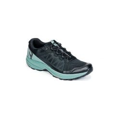 Buty do biegania Salomon  XA ELEVATE. Szare buty do biegania męskie marki Salomon, z gore-texu, na sznurówki, gore-tex. Za 569,00 zł.