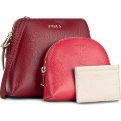 Torebka FURLA - Boheme 928639 E EQ35 ARE Ciliegia/Ruby/Vaniglia. Czerwone listonoszki damskie marki Reserved, duże. W wyprzedaży za 599,00 zł.