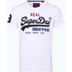 Superdry - T-shirt męski, czarny. Czarne t-shirty męskie Superdry, m. Za 99,95 zł.