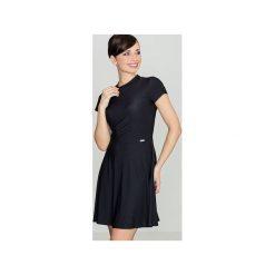 Sukienki: Sukienka K433 Czarny