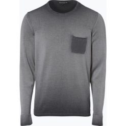 Swetry męskie: Drykorn – Sweter męski – Lawson, szary
