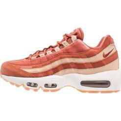 Trampki damskie slip on: Nike Sportswear AIR MAX 95 Tenisówki i Trampki dusty peach/bio beige/summit white
