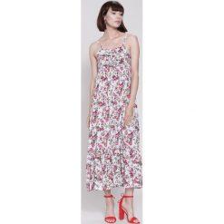 Sukienki: Biała Sukienka Dreamy Style