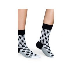 Skarpetki Happy Socks ATHLETICS ATFO27-901. Szare skarpetki męskie Happy Socks. Za 33,59 zł.