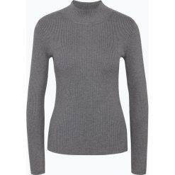 Marie Lund - Sweter damski, szary. Szare swetry klasyczne damskie Marie Lund, l, z wiskozy. Za 139,95 zł.