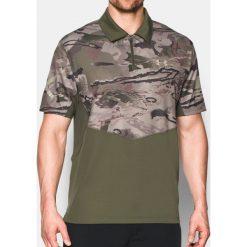 Under Armour Koszulka męska Tactical Sub Range Polo zielona r. L (1290431). Zielone koszulki polo Under Armour, l. Za 193,52 zł.