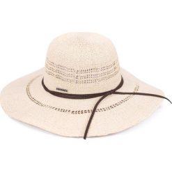 Kapelusz damski So romantic beżowy (cz18166-1). Brązowe kapelusze damskie marki Art of Polo. Za 53,11 zł.