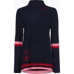 Swetry damskie: Lieblingsstück - Sweter damski – AugusteaK, niebieski
