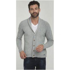 Sir Raymond Tailor Sweter Męski Zinger L Szary. Szare swetry klasyczne męskie Sir Raymond Tailor, l, z wełny. W wyprzedaży za 149,00 zł.