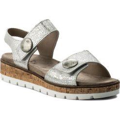 Rzymianki damskie: Sandały COMFORTABEL – 710882 Silber 92