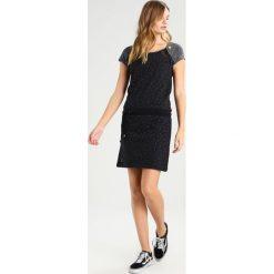 Odzież damska: Ragwear MIKE DRESS  Sukienka z dżerseju black