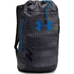 Plecak w kolorze szarym - (S)21 x (W)15 x (G)15 cm. Szare plecaki męskie Under Armour. W wyprzedaży za 99,95 zł.