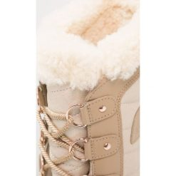 Buty zimowe damskie: Sorel TOFINO HOLIDAY Śniegowce beach/fawn