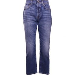 Boyfriendy damskie: 7 for all mankind JOSEFINA Jeansy Straight Leg harbour