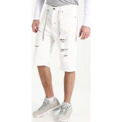 Bermudy męskie: Antony Morato Szorty jeansowe bianco