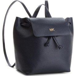 Plecak MICHAEL KORS - Junie 30T8TX5B2L  Admiral. Niebieskie plecaki damskie MICHAEL Michael Kors, ze skóry. W wyprzedaży za 899,00 zł.