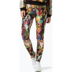Spodnie damskie: adidas Originals – Legginsy damskie – Passaredo, biały