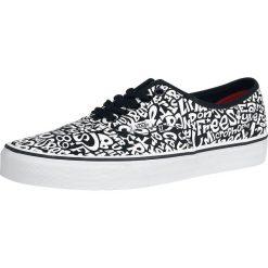 Vans Authentic - A Tribe Called Quest Buty sportowe czarny/biały. Białe buty skate męskie marki Vans, z gumy, vans authentic. Za 164,90 zł.