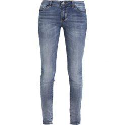 Boyfriendy damskie: JDY JDYSKINNY ACE Jeans Skinny Fit light blue denim