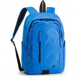 Plecak NIKE - BA5532 403. Niebieskie plecaki męskie Nike, z materiału. Za 119,00 zł.