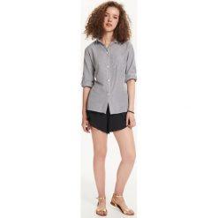 Koszule damskie: KOSZULA DŁUGI RĘKAW DAMSKA W PASKI