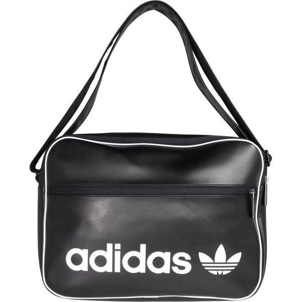 9be6a2b262141 adidas Originals AIRLINER Torba na ramię black - Czarne torebki klasyczne  damskie adidas Originals. Za 239