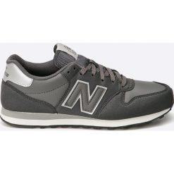 New Balance - Buty. Szare halówki męskie marki New Balance, z materiału. W wyprzedaży za 239,90 zł.