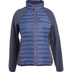 Columbia FLASH FORWARD HYBRID Kurtka puchowa bluebell/nocturnal. Niebieskie kurtki damskie puchowe marki Columbia, m, z materiału. W wyprzedaży za 299,25 zł.
