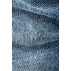 G-Star Raw - Jeansy. Niebieskie jeansy męskie slim G-Star RAW, z aplikacjami, z bawełny. Za 469,90 zł.