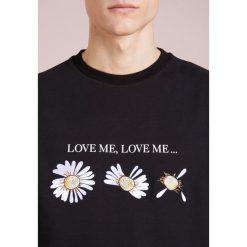 T-shirty męskie: Holzweiler NOT TEE Tshirt z nadrukiem black