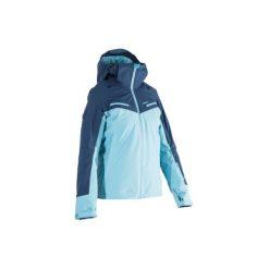 Kurtka narciarska All-Mountain AM900 damska. Niebieskie kurtki damskie marki J.LINDEBERG, xs, z elastanu. Za 499,99 zł.