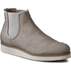 Sztyblety MARC O'POLO - 601 13235001 202 Light Grey 910. Szare buty zimowe damskie Marc O'Polo, z materiału. W wyprzedaży za 409,00 zł.