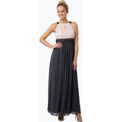 Sukienki: Marie Lund – Damska sukienka wieczorowa, szary