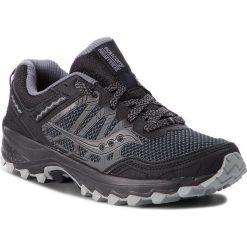 Buty SAUCONY - Excursion TR12 S20451-2 Blk/Blk. Czarne buty sportowe męskie Saucony, z materiału, do biegania. W wyprzedaży za 249,00 zł.