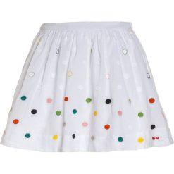 Sonia Rykiel PUNKTE Spódnica mini weiß. Białe minispódniczki Sonia Rykiel, z bawełny. W wyprzedaży za 351,20 zł.