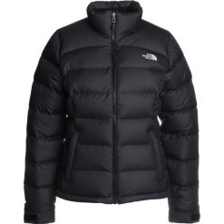 The North Face NUPTSE Kurtka puchowa black. Czarne kurtki damskie puchowe marki The North Face, l, z materiału. W wyprzedaży za 719,20 zł.