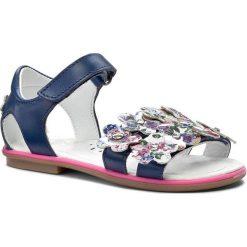 Sandały dziewczęce: Sandały BARTEK – 16168-1DJ  Granat