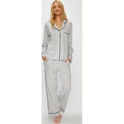 Dkny - Piżama. Szare piżamy damskie marki DKNY, m, z bawełny. Za 399,90 zł.