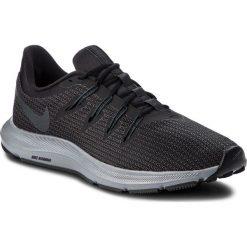 Buty NIKE - Quest AA7403 002 Black/Anthracite/Cool Grey. Czarne buty do biegania męskie Nike, z materiału. W wyprzedaży za 249,00 zł.
