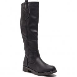 Kozaki CLARA BARSON - WS16368-1 Czarny 1. Czarne buty zimowe damskie Clara Barson, ze skóry ekologicznej. Za 139,99 zł.