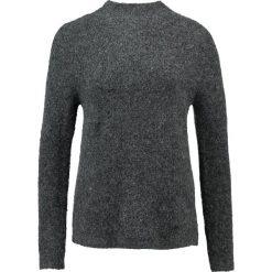 Swetry damskie: Vila VIPLACE  Sweter dark grey melange