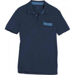 Koszulki polo: Icebreaker Koszulka Termoaktywna Z Krótkim Rękawem Mens Quattro Ss Polo Admiral/Cyan M