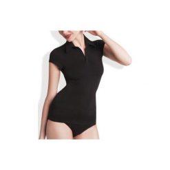 T-shirty damskie: GATTA Gat T-shirt Polo 0S BLACK r. XXL (0042970S5006)