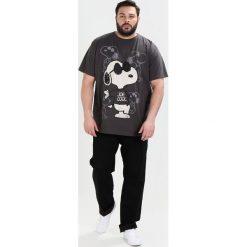 T-shirty męskie z nadrukiem: Replika Tshirt z nadrukiem dark grey